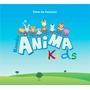 Cd Infantil Da Banda Animakids - Trem Da Fantasia