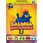 Dvd Galinha Pintadinha 2 - Desenho (972179)