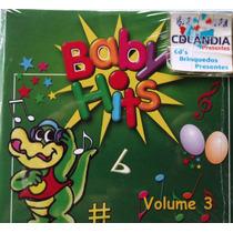 Cd Baby Hits Vol 3 -lacrado! -orig(cdlandia)
