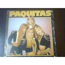 Lp As Paquitas - 1989