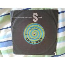 Compacto Vila Sésamo - Funga Funga / Gugu 1974 Trio Soneca
