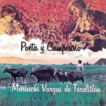 Cd Mariachi Vargas De Tecalitlán Poeta Y Campesino 1967 Raro