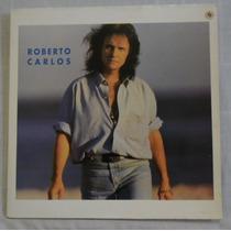 Lp Roberto Carlos - Amigo Não Chore Por Ela - 1995 -columbia