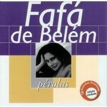 Cd Fafá De Belém - Pérolas (16 Sucessos Originais)