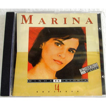 Cd - Marina - Minha História
