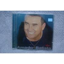 Amado Batista - Amor... - Cd Nacional