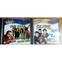 2 Cd - Coleção Brasil -pop Rock - Skank, Rpm, Chico Science
