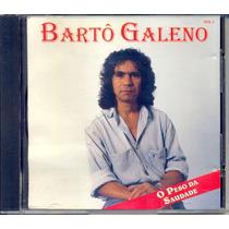 Cd Bartô Galeno - O Peso Da Saudade - 1997