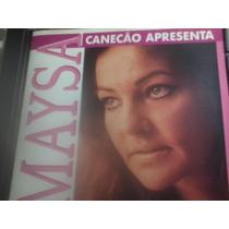Cd Maysa Canecão Apresenta Semi-novo Movie Play