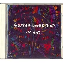 Cd Guitar Workshop In Rio - 1991 - João Bosco Rafael Rabello
