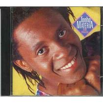 Cd Tonho Matéria - Rum Bragadá - 1995