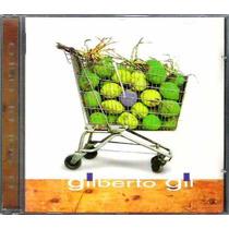 Cd - Gilberto Gil - O Sol De Oslo - Lacrado