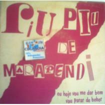 Piu Piu De Marapendi -compacto - Cdlandia -1983- Raro