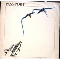 Lp - Passport - Blue Tattoo - 1981 Atlantic - Estéreo