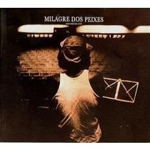 Lp Vinil- Milton Nascimento - Milagre Dos Peixes