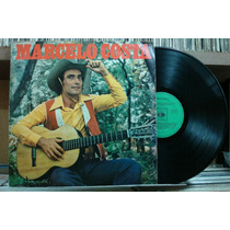Marcelo Costa Homenagem A Juscelino - Lp Cbs 1979 Stereo