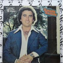 Lp Amado Batista Amor Não É Só Rosas Stereo 1979