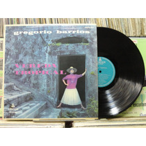 Gregorio Barrios Vereda Tropical - Lp Odeon Mofb-3017