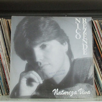 Lp Nico Rezende Natureza Viva Disco Promo Mix Single Exx