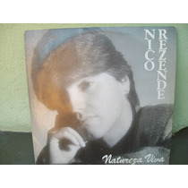 Lp. Mix Nico Rezende-natureza Viva 33 E 45 Rpm. Promo .