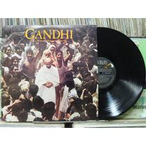Trilha Sonora Gandhi Lp Rca Victor 1983