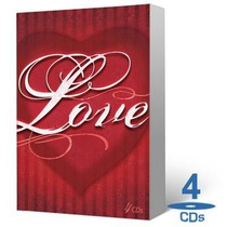 Box Love 4 Cds - Novo - Lacrado