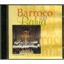 Cantos Para Uma Noite Feliz Barroco Na Bahia