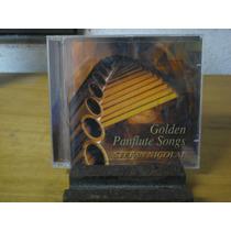Cd Golden Panflute Song # Stefan Nicolai