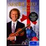 Andre Rieu-home For Christmas Dvd Original Novo Lacrado Raro
