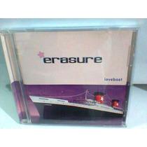 Cd Erasure / Loveboat (frete Grátis)