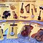 Coleção Instrumentos Musicais - Salvat - Varias Ediçoes