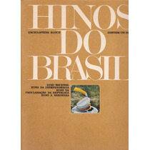 Hinos Do Brasil Com Disco Vinil Compacto Bloch