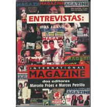 Livro-entrevistas-legião Urbana,rite Lee,paulo Ricardo,erasm