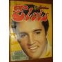 Revista Elvis Presley Antiga Anos 70 Rock Com Fotos Filmes
