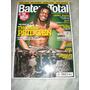 Revista Bateria Total (espanha) Nº 109 - Thomas Pridgen