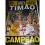 Poster Show Bola Corinthians Timão Campeão Libertadores 2012