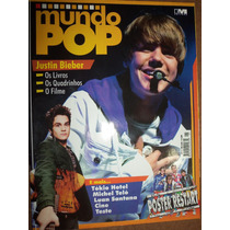 Justin Bieber Mundo Pop + Tokio Hotel Luan Santana Restart