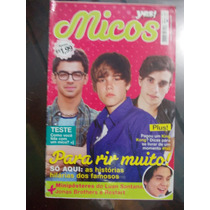 Micos Yes! Minipôsters Do Luana Santana.jonas Brothers E Res