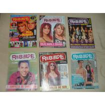 Revistas Rebelde/rbd - 20,00 Cada
