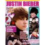 Revista Pôster Justin Bieber Raríssima! = 52x81cm + 30 Fotos