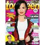 Revista Todateen Capa Demi Lovato = Janeiro 2015 Nova Uau!
