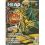 Brasil 1992 Revista Metalhead Nº 4 Ed. Especial Iron Maiden