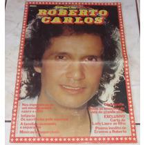 Sétimo Céu Especial - Roberto Carlos - Revista Pôster - 1979