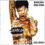 Cd+dvd Rihanna Unapologetic Deluxe Edition Original Lacrado