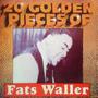 Cd Fats Waller 20 Golden Pieces Of Fats Waller