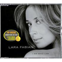 Lara Fabian Cd Single I Am Who I Am Importado Austria - Raro