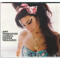 Cd Amy Winehouse - Lioness: Hidden Treasures Com Slipcase