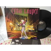 Lp-cyndi Lauper-a Night To Remember-completo Com Encarte