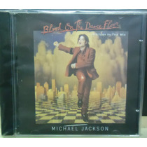 Cd Michael Jackson - Blood On The Dance Flor History In The