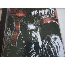 Misfits - Static Age (1978) Genn Danzig Cd Importado